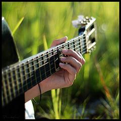 аккордов гитаре