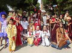 азербайджанцев мире