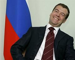 Медведеву лет