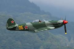 самолета як-9