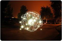 электронов атоме