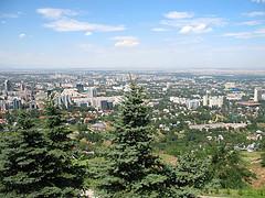городов Казахстане