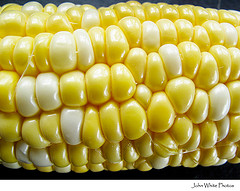 калорий кукурузе
