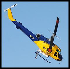 лопастей вертолета