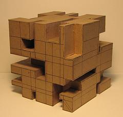 кубе досок