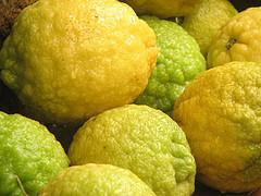 весит лимон