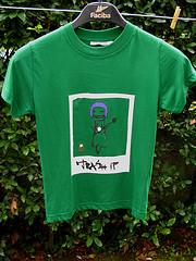 стандартная футболка