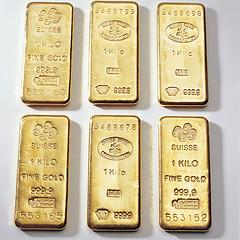золота земле